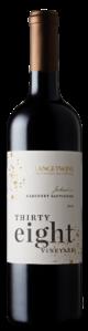 2018 Thirty Eight Vineyard Cabernet Sauvignon