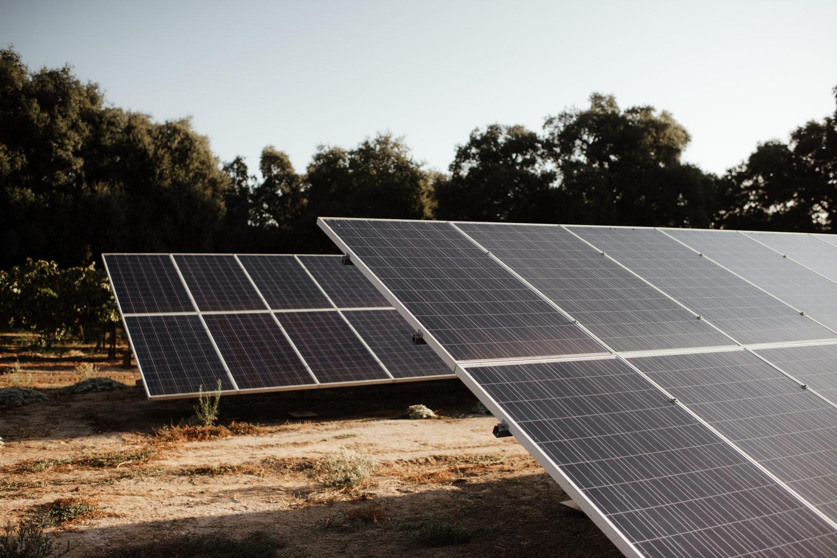 LangeTwins Solar Panels