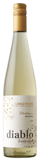 Bottle shot of the 2019 Single Vineyard Moscato