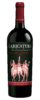 2018 Caricature Old Vine Zin Bottle Shot