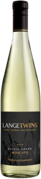 2019 Estate Moscato Bottle Shot