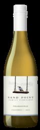 2019 Sand Point Chardonnay Bottle Shot